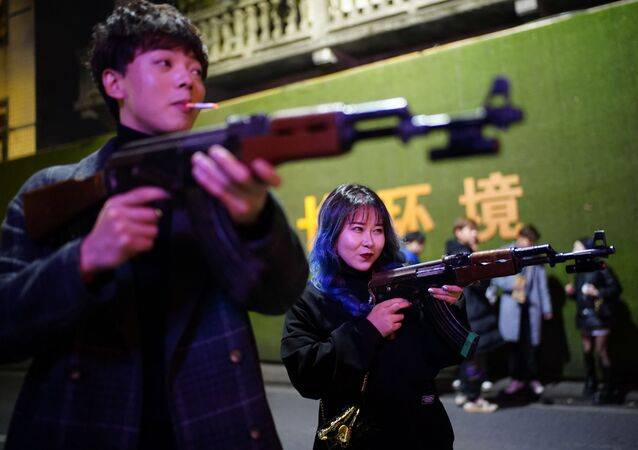 Night Life in Wuhan as City Returns to Normalcy Year After COVID Outbreak