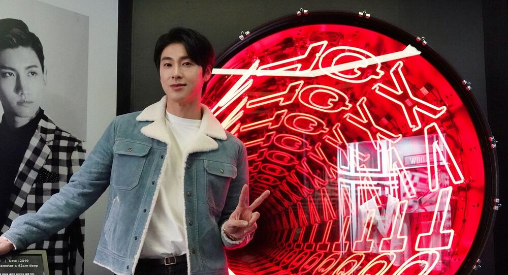 TVXQ' Yunho is getting ready for solo comeback