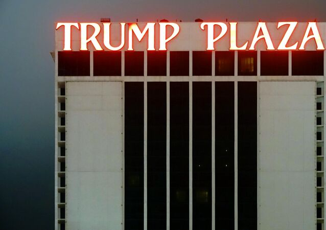 Implode Trump Plaza Atlantic City, NJ