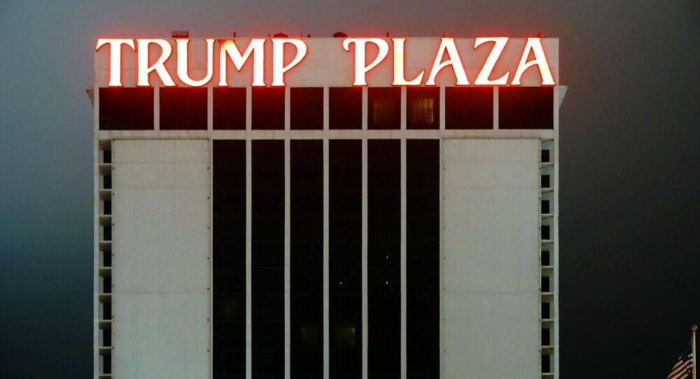 Implode Trump Plaza Atlantic City, NJ