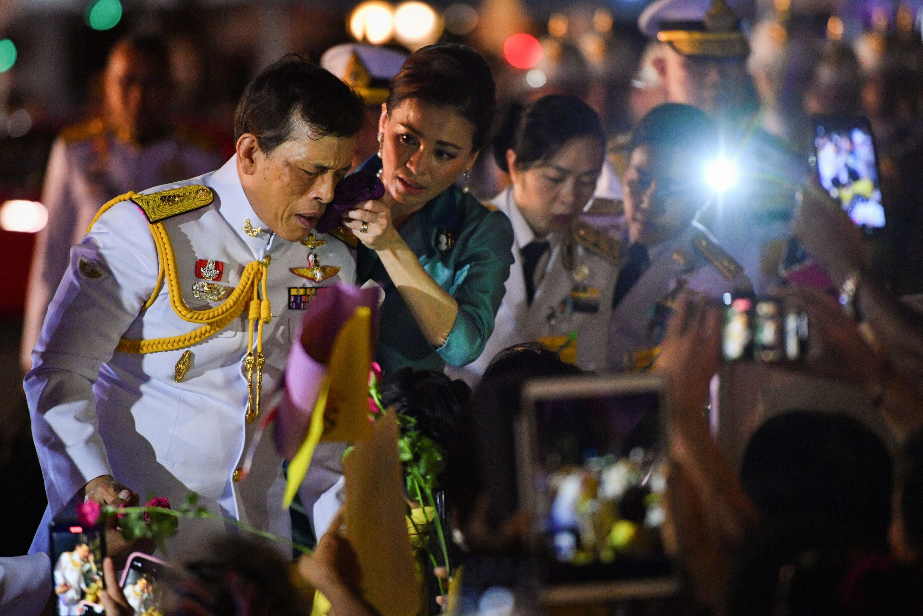 After 100 Years, There Is Another Thai Royal Consort