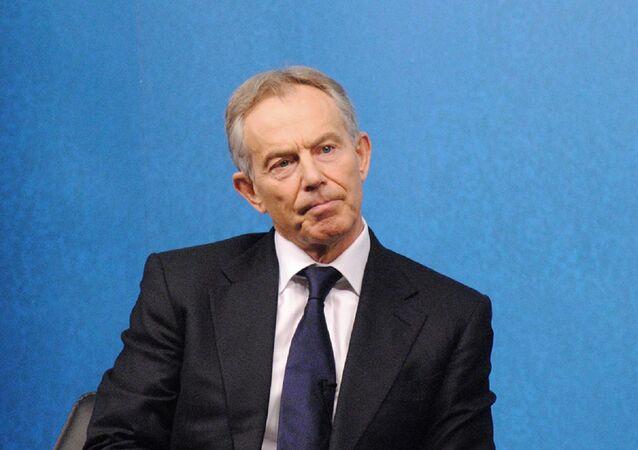 Tony Blair, UK Prime Minister (1997-2007)