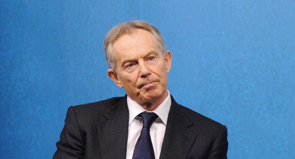 Tony Blair, UK Prime Minister (1997-2007)