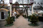 Tivoli Gardens closes for Christmas and the rest of the year due to the spread of the coronavirus disease (COVID-19), in Copenhagen, Denmark December 9, 2020.