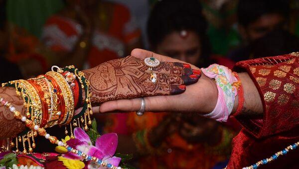 India Marriage - Sputnik International