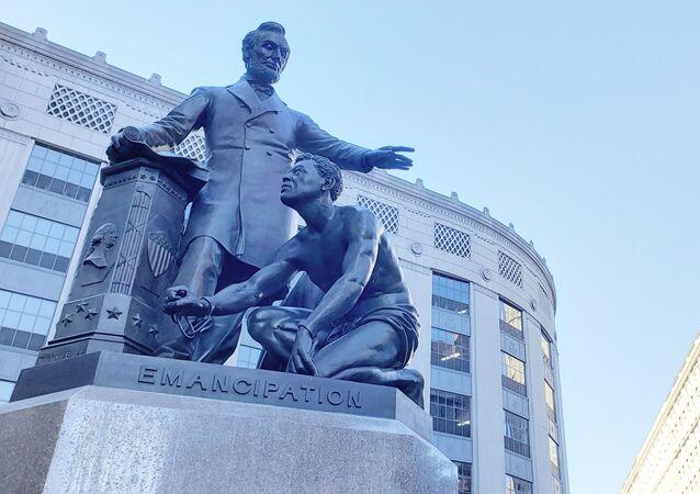 The Boston Emancipation Memorial