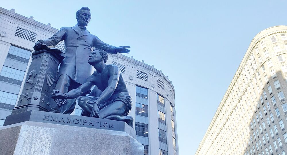 The Boston Emancipation Memorial