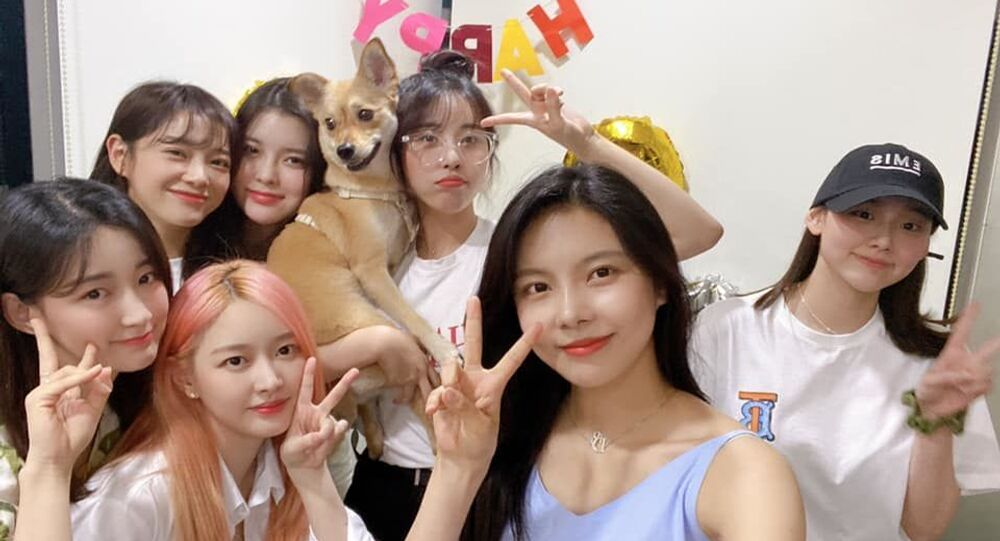K-Pop Girl Band Gugudan Announces Official Disbandment