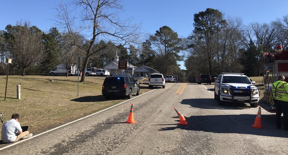 Pastor dead, 2 injured in Church shooting in East Texas