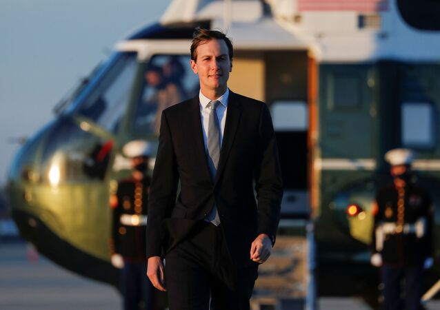 White House Senior Advisor and son in law to U.S. President Donald Trump Jared Kushner walks towards Air Force One at Joint Base Andrews in Maryland, U.S., December 23, 2020.