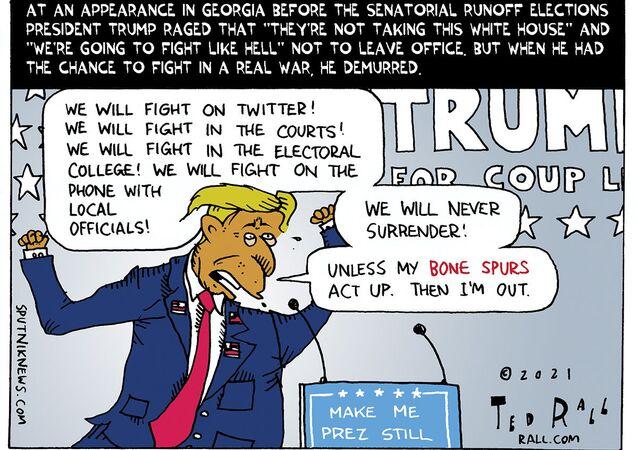 White House Rumble