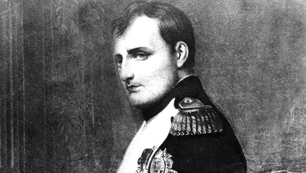 Napoleon Bonaparte, emperor, statesman and military leader of France, is depicted in this portrait by French painter Paul Delaroche - Sputnik International