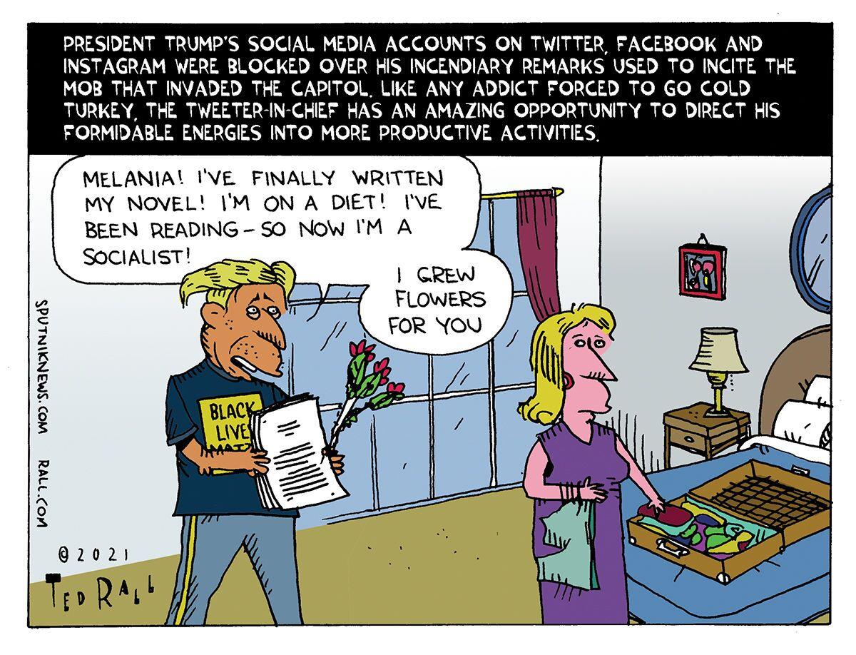 Social Media Silence