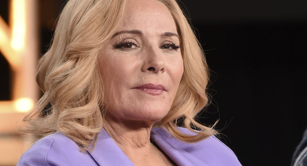 Kim Cattrall, who played Samantha Jones in Sex and the City