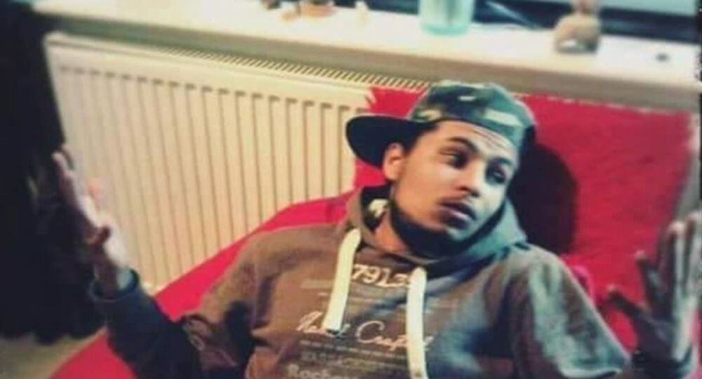 Khairi Saadallah, who admitted killing three men in a park in Reading in June 2020