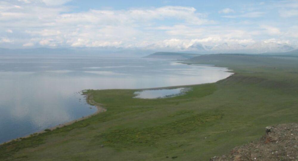 Lake Khövsgöl, Mongolia