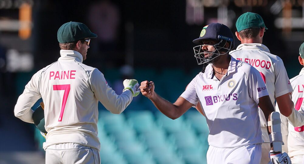 Smith was not removing Pant's guard in SCG Test: Paine