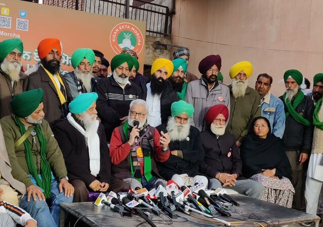 Press Conference Address by Farmer Union