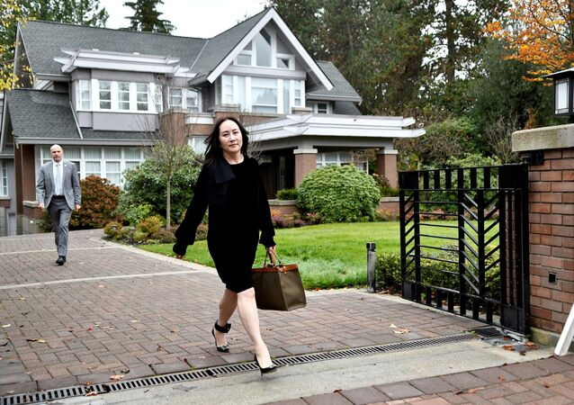Huawei Technologies Chief Financial Officer Meng Wanzhou leaves her home to attend a court hearing in Vancouver, British Columbia, Canada November 16, 2020