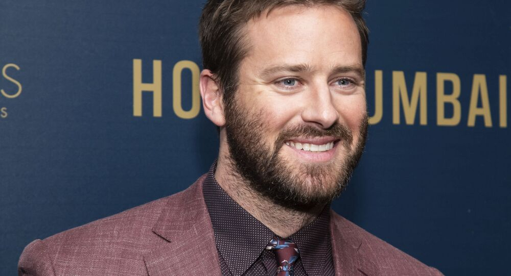 Armie Hammer attends a screening of Hotel Mumbai hosted by Bleecker Street and ShivHans Pictures at the Museum of Modern Art on Sunday, 17 March 2019, in New York