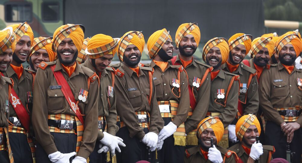 Indian army soldiers (File)