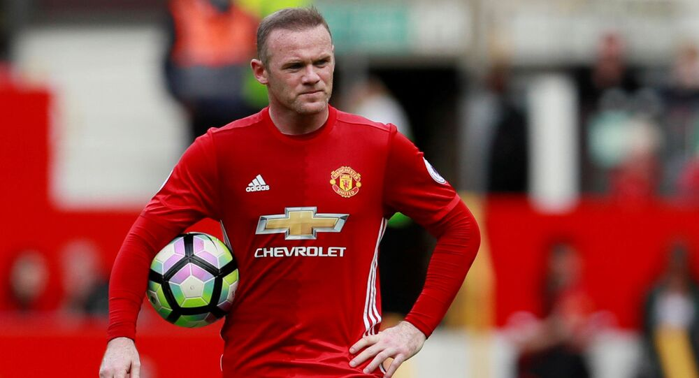 FILE PHOTO: Britain Football Soccer - Manchester United v Crystal Palace - Premier League - Old Trafford - 21/5/17 Manchester United's Wayne Rooney