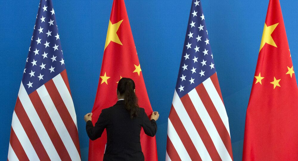China to sanction US  officials for 'nasty behavior' over Taiwan