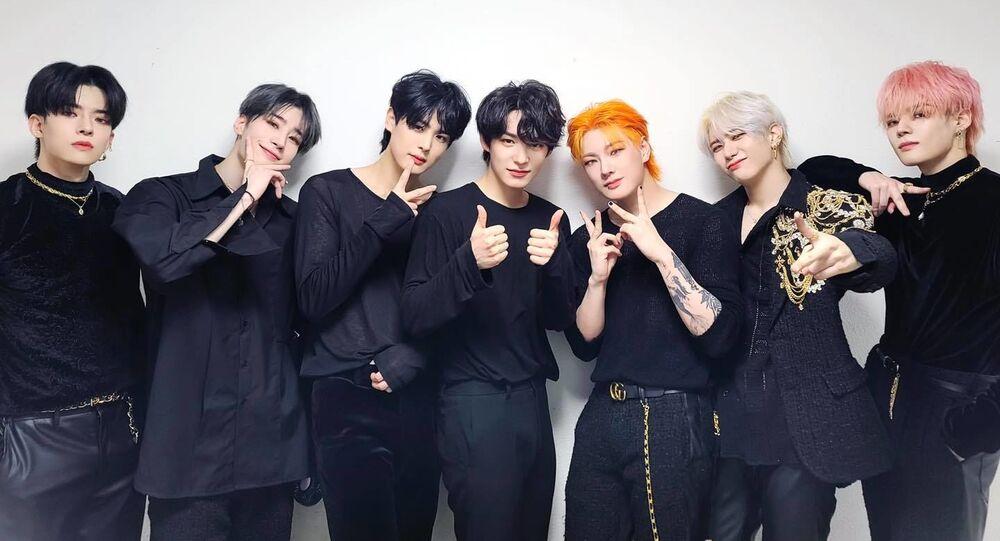 K-pop boy band Victon
