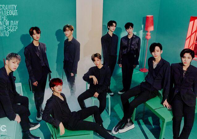 K-pop boy band CRAVITY