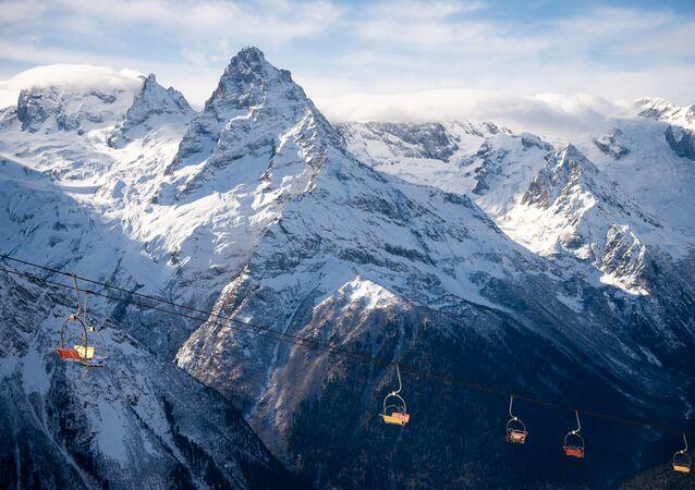 Dombay ski resort
