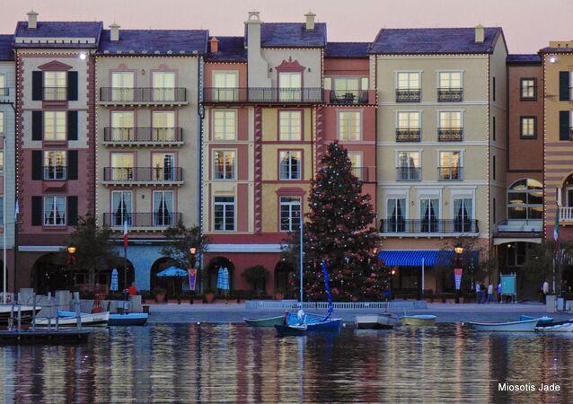 Loews Hotels' Portofino Bay by Universal Orlando, At Universal Orlando Resort