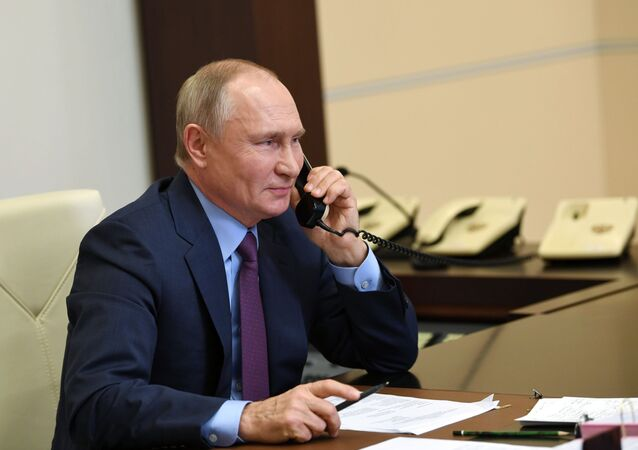 Russian President Putin chaired a meeting of the Council for the Development of Civil Society and Human Rights
