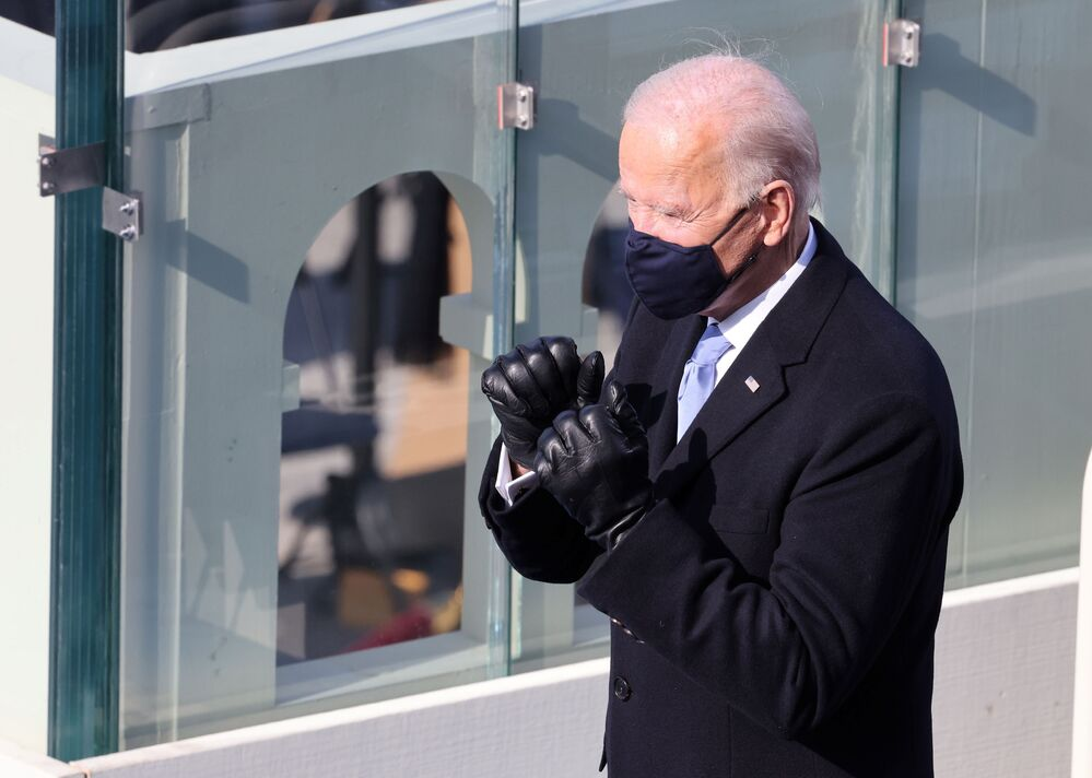 Memorable and Meme-able: Biden Inauguration Moments That Have Gone Viral