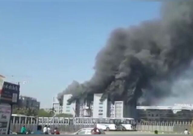 Major fire at Serum Institute of India's Pune plant
