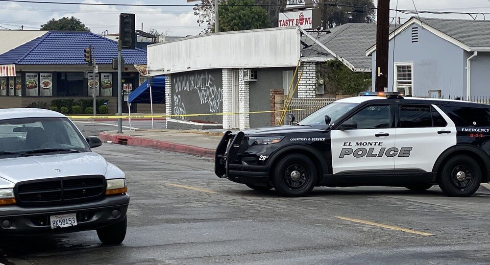 El Monte police investigating an explosion at First Works Baptist Church on Tyler and Elliott on January 23, 2020