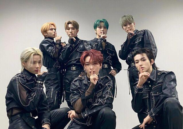 Rookie K-Pop Band E'LAST Drops MV Teaser for a Follow-Up Song