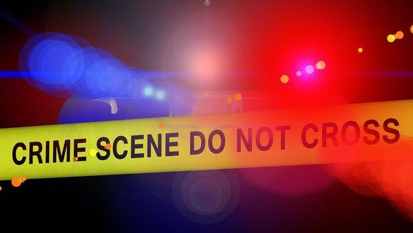 Police Crime Scene Tape - Sputnik International