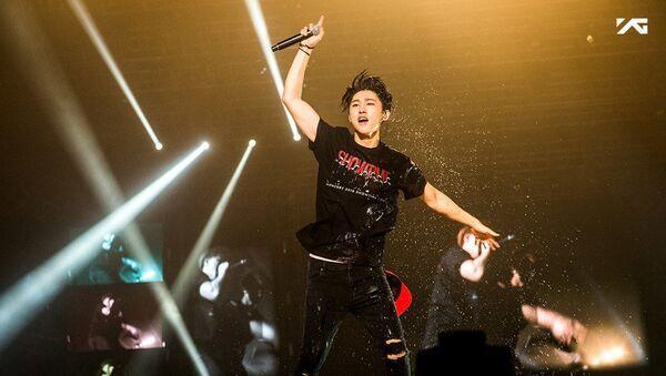 Ex-iKON's Kim Hanbin Returns to Music Industry After Drug Scandal - Sputnik International