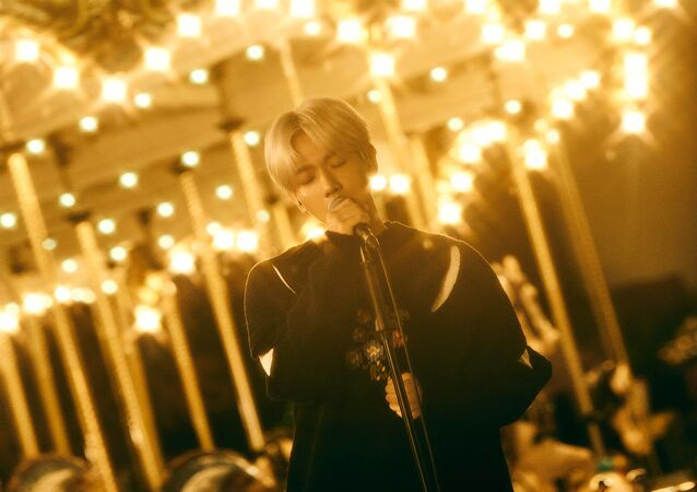 EXO's Baekhyun Holds First Solo Concert Online Amid Covid Restrictions
