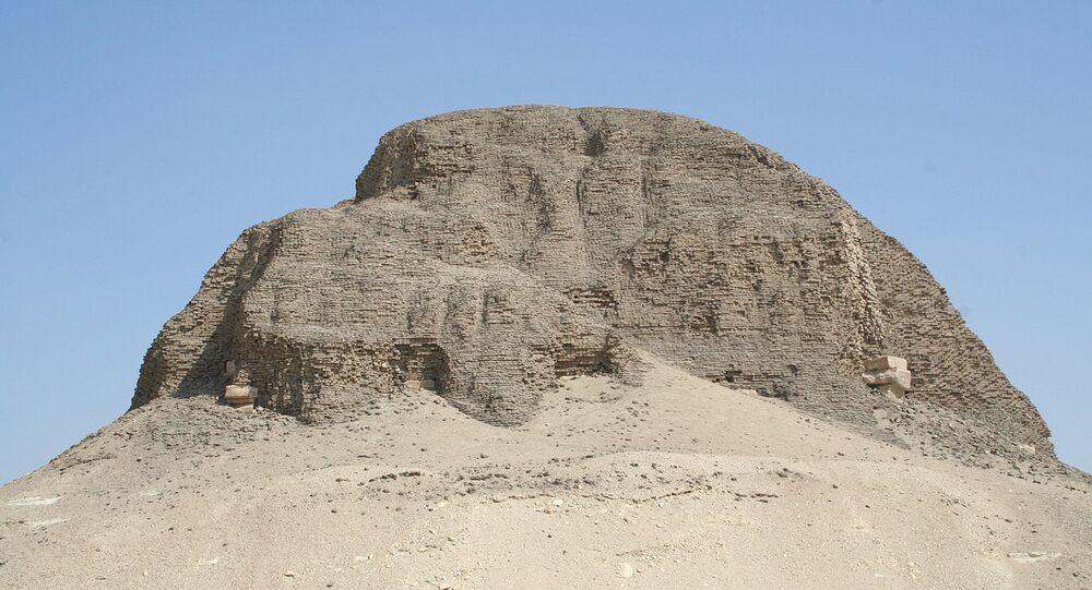 Pyramid of Senusret II