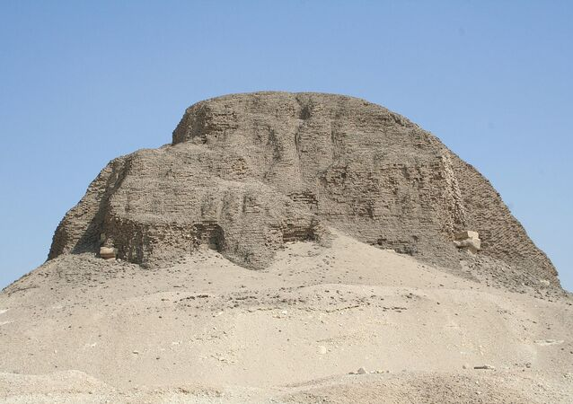 Pyramid of Senusret II