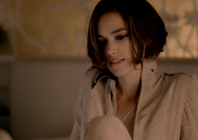 Keira Knightley in Chanel promotional film