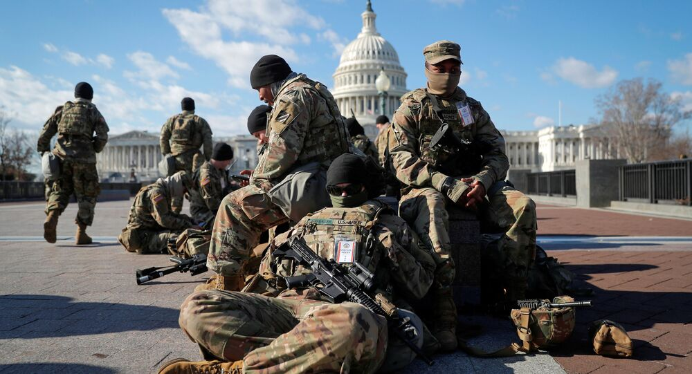 5,000 National Guard troops to remain in Washington till March