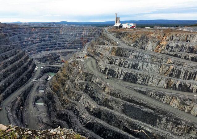 Sweden mine