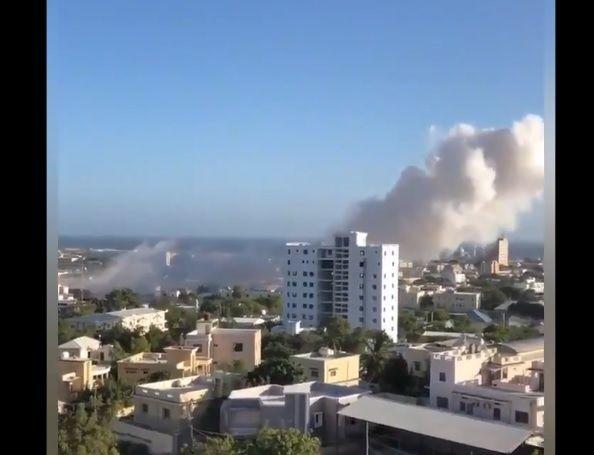 Mogadishu blast, 31 January 2021