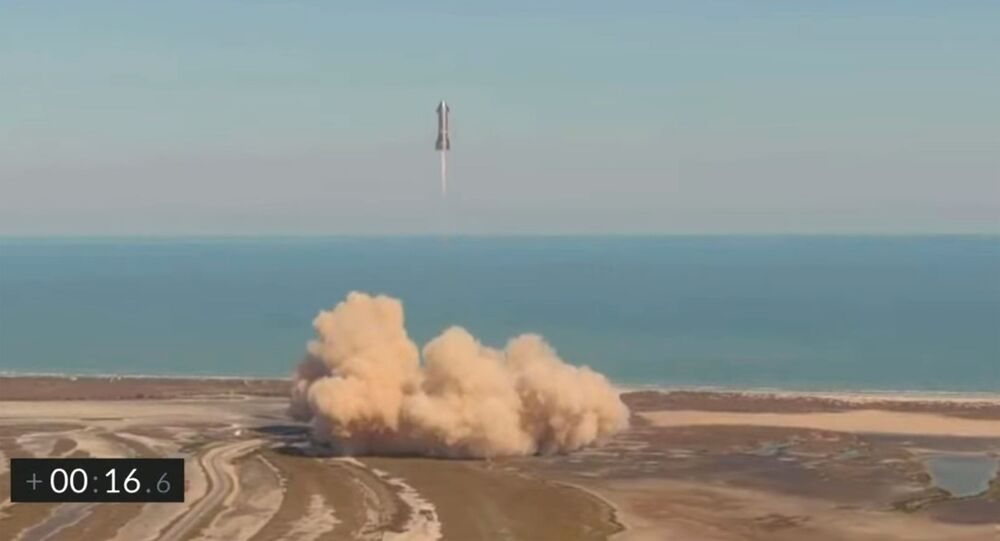 SpaceX Mars rocket prototype explodes on landing, again