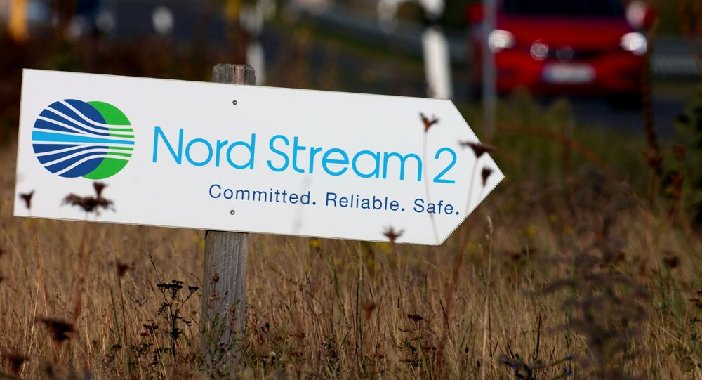 Wintershall Dea Says Completed Nord Stream 2...