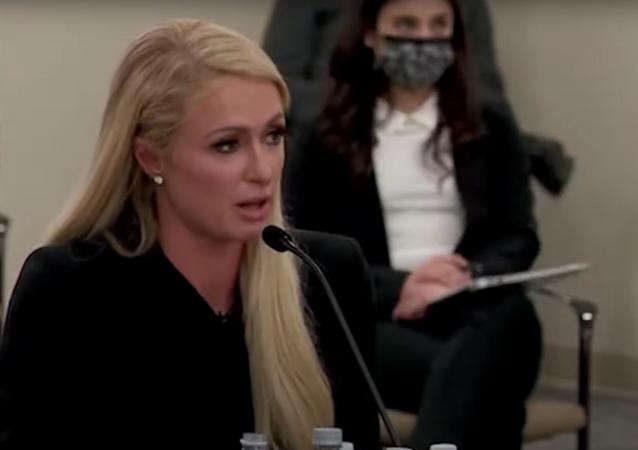 Paris Hilton Testifies About 'Traumatizing' Abuse At Utah School