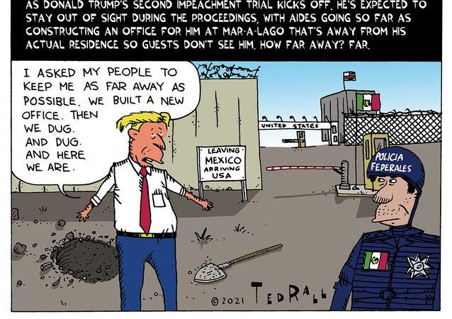 Impeachment Getaway