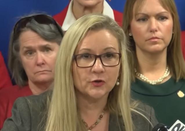 Amanda Chase censured by Virginia Senate